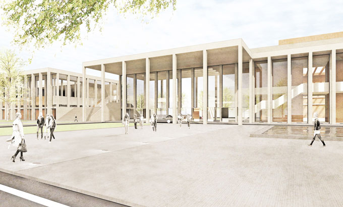 RMCC Architecture